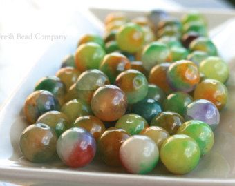 12mm Beads Jade Gemstones Jewel Tone Beads 8 Marble Beads 12mm Jade Gemstones Colorful Gemstone Beads Bead Suppl Gemstone Colors Gemstones Bead Suppliers