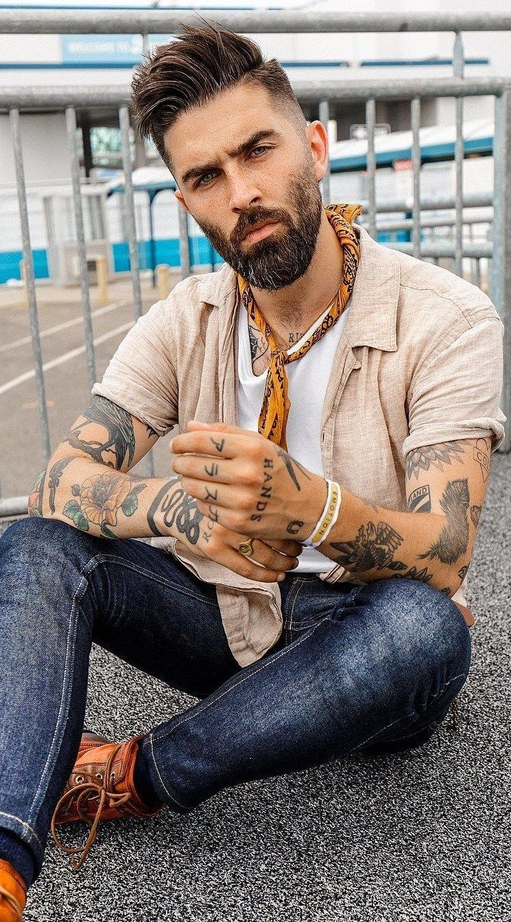 20 Trendy Tattoo Designs For Men To Get Inked In 2019 Dapper Mens Fashion Tattoo Designs Men Men Fashion Casual Outfits