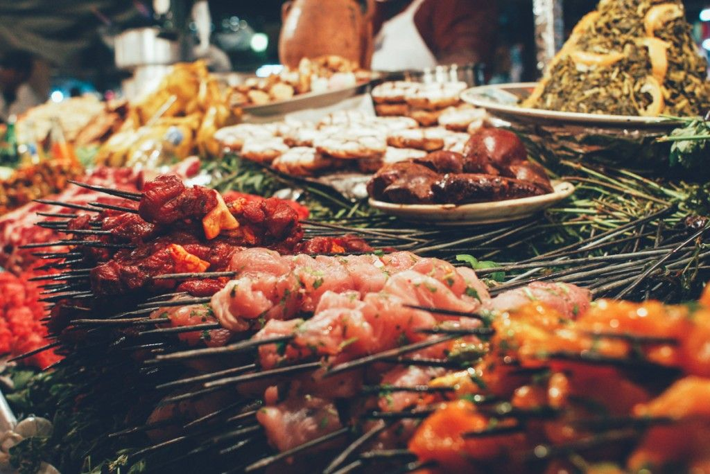 Die 5 coolsten Food Markets der Welt!