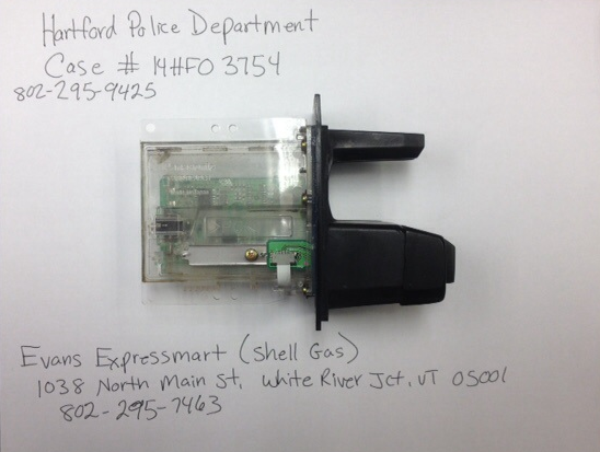 Credit Card Skimmer Found At New England Gas Station Gas Station Credit Card Gas