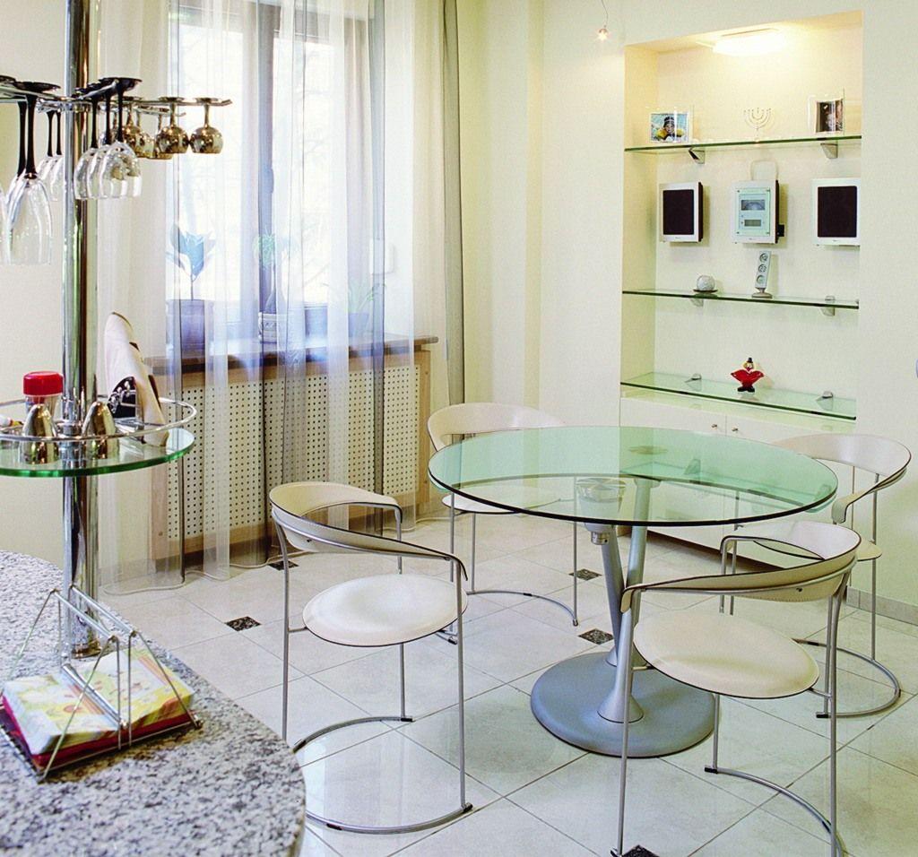 Futuristische Wohnung Esszimmer Deko Ideen Möbel die Entwicklung ...