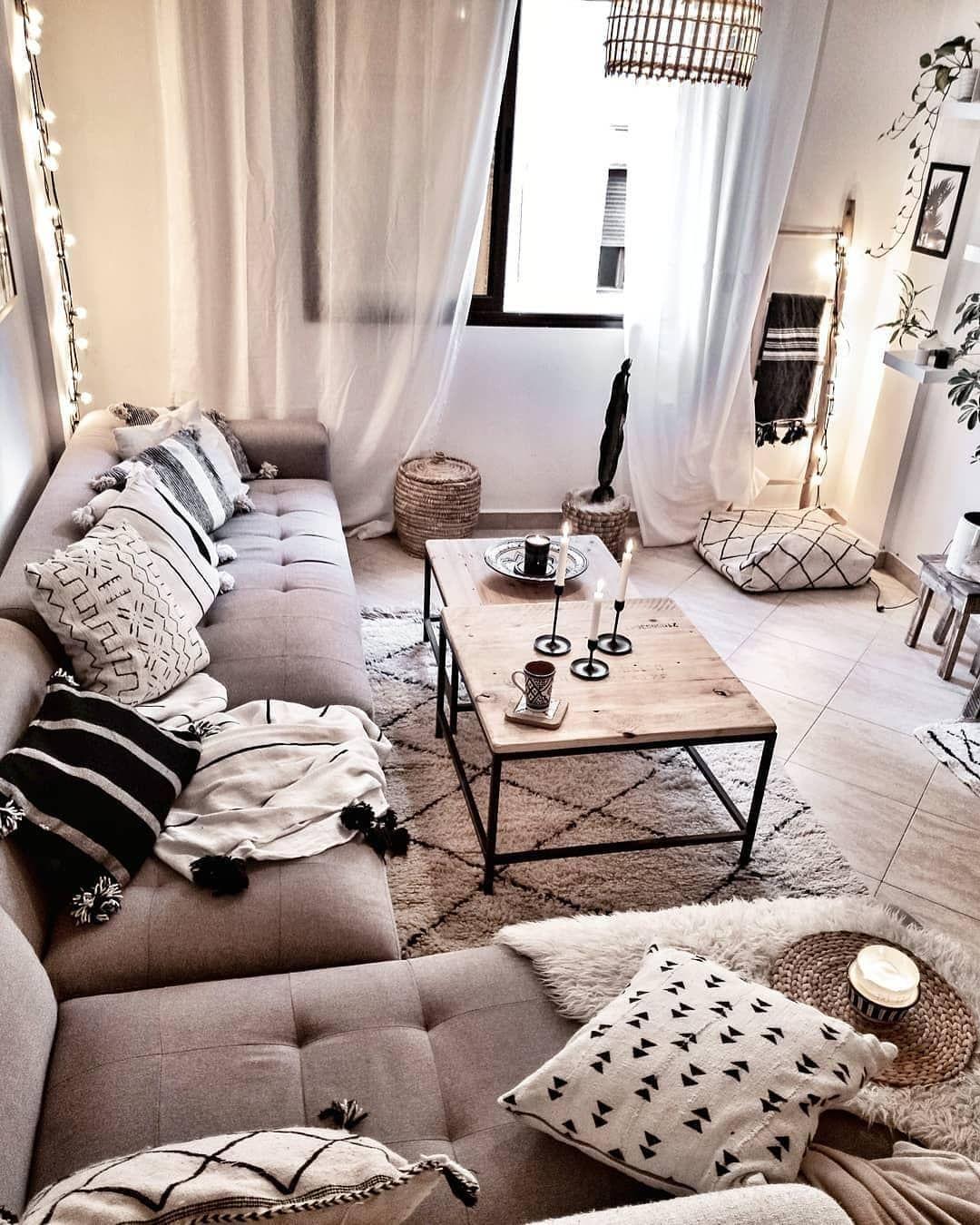 Idee Deco Salon Campagne Épinglé par audrey besson sur ambiance salon * living-room