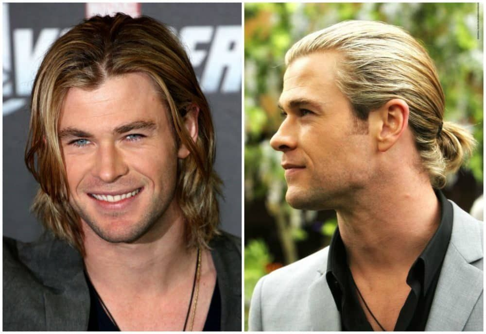 If You Want To Grow Your Hair Out Follow The Example Of These Leading Men Long Hair Styles Men Boys Long Hairstyles Growing Your Hair Out