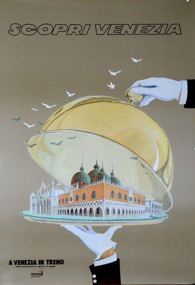 Venezia su un piatto