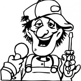 Funny Cartoon Coloring Pages Dp Funny Cartoon Pinterest Funny