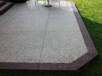 Exposed Aggregate Concrete Patio Cincinnati Ohio | Landscaping | Pinterest  | Exposed Aggregate Concrete, Exposed Aggregate And Concrete Patios