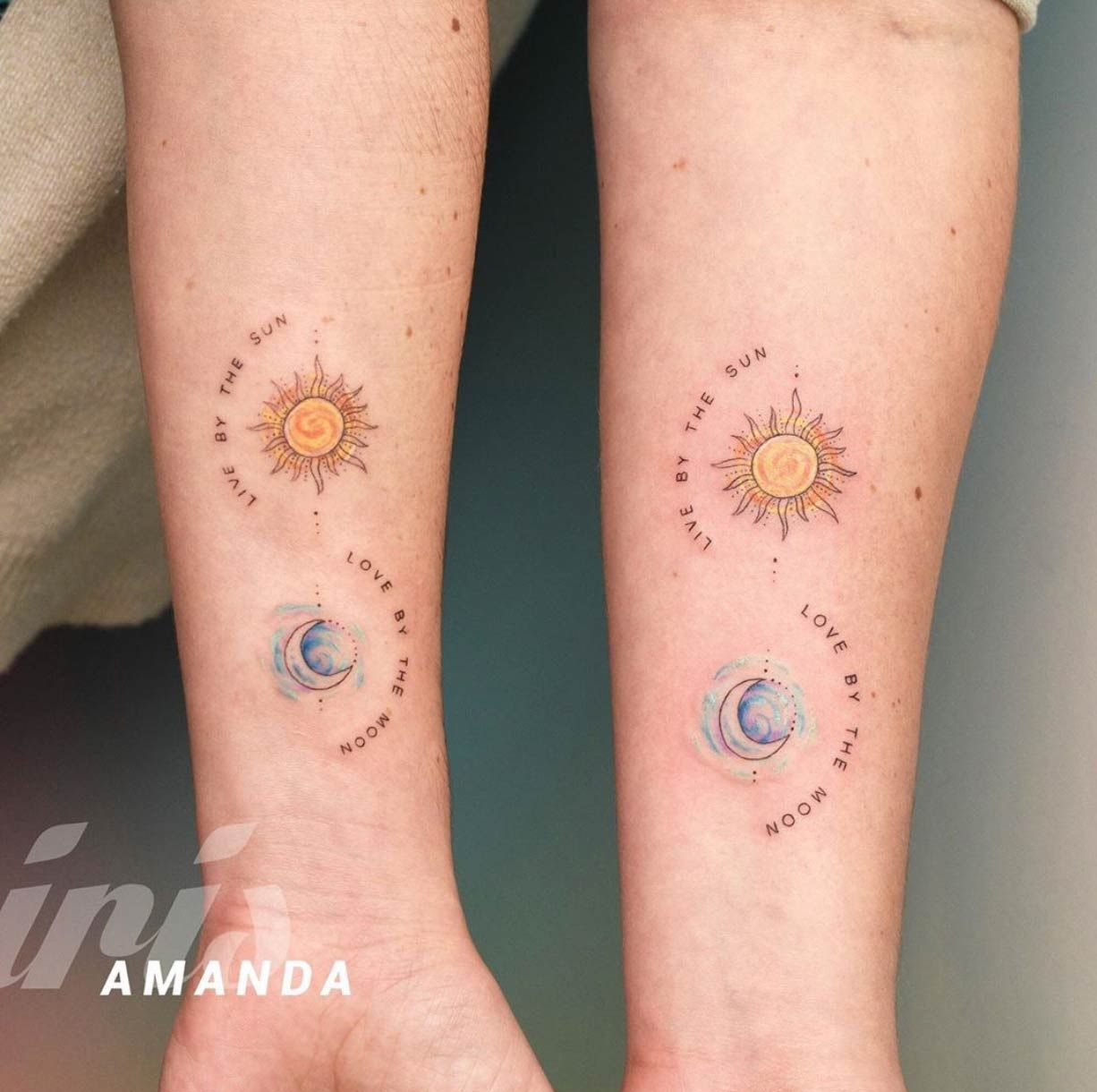 43++ Astonishing Sun and moon tattoo meaning for couples ideas