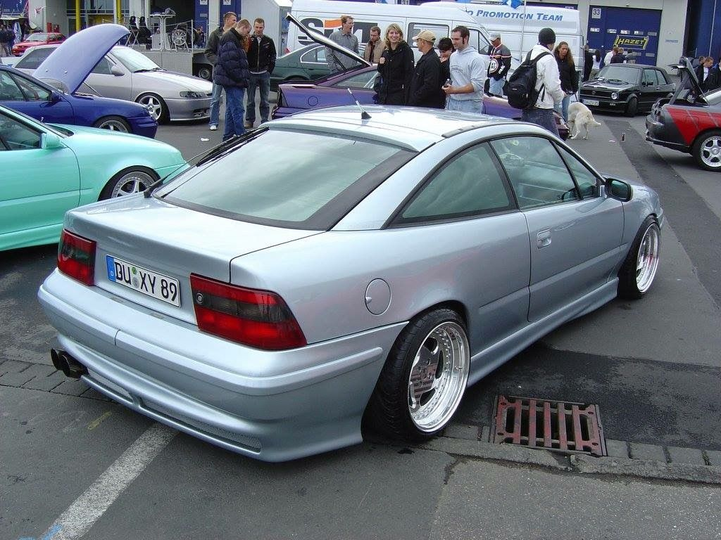 General Motors Cars >> Opel Calibra | Opel Tuning | Pinterest | Cars and Mustang