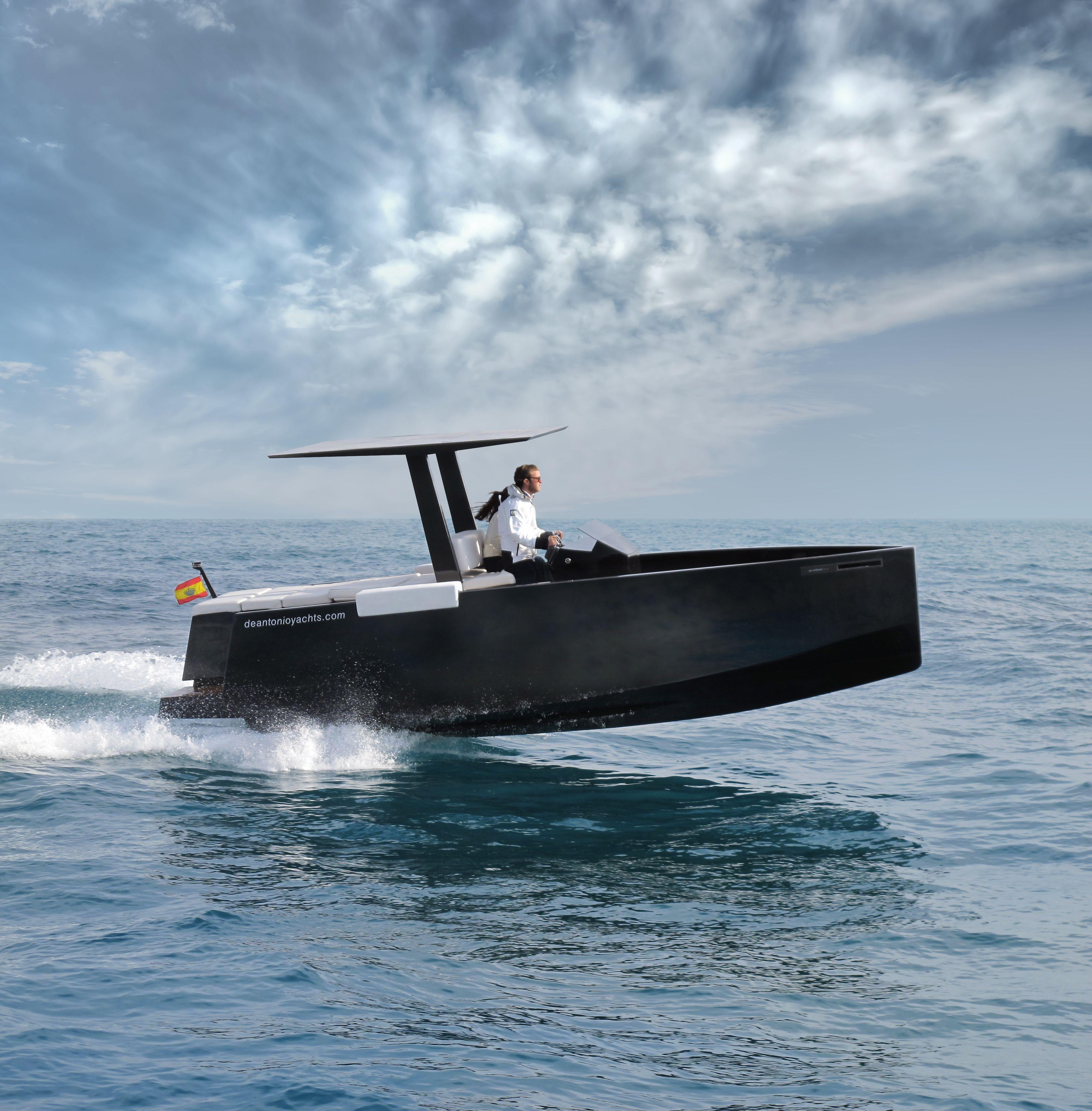 De Antonio Yachts D23 Cruiser. Small Yacht, perfect boat. | D23 ...