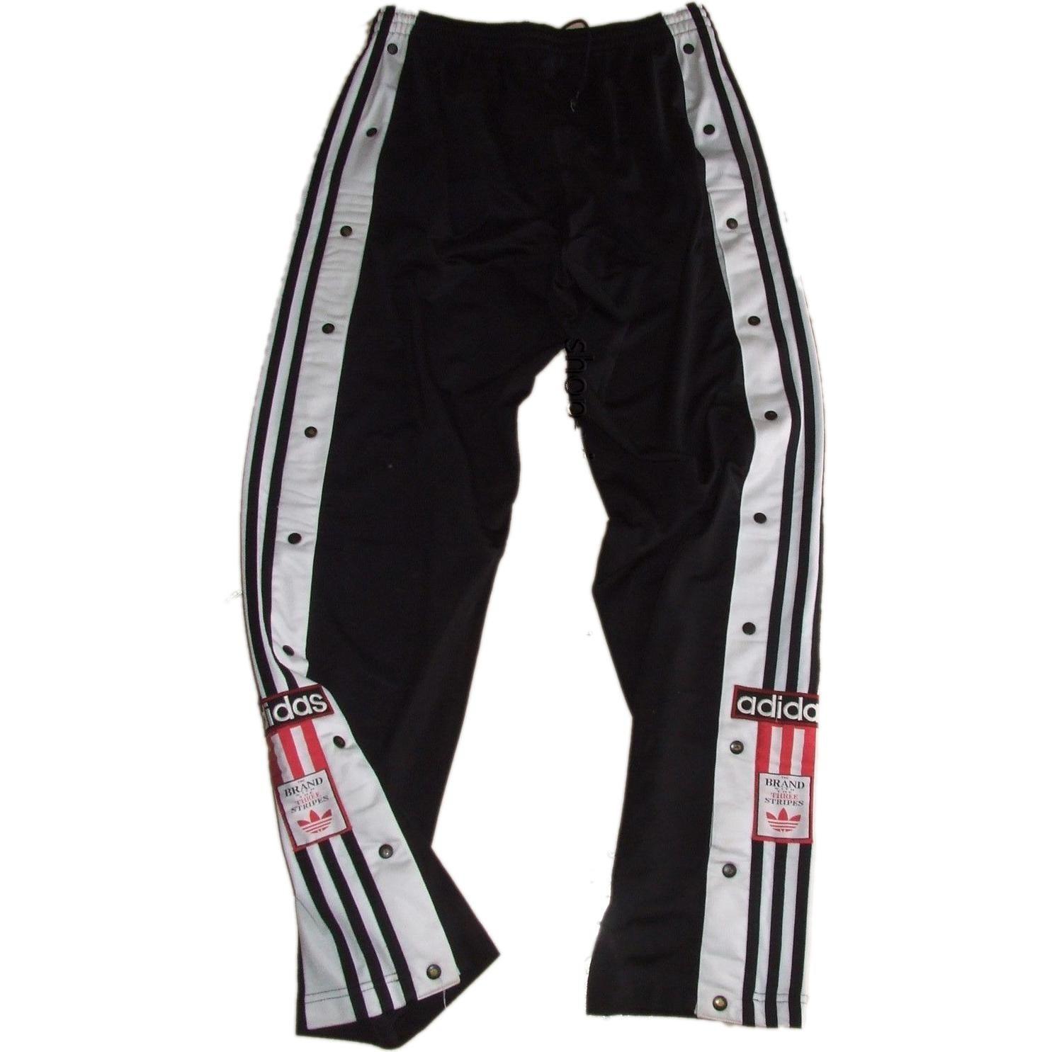 Adidas Originals Poppers Pants as seen on Kim Kardashian