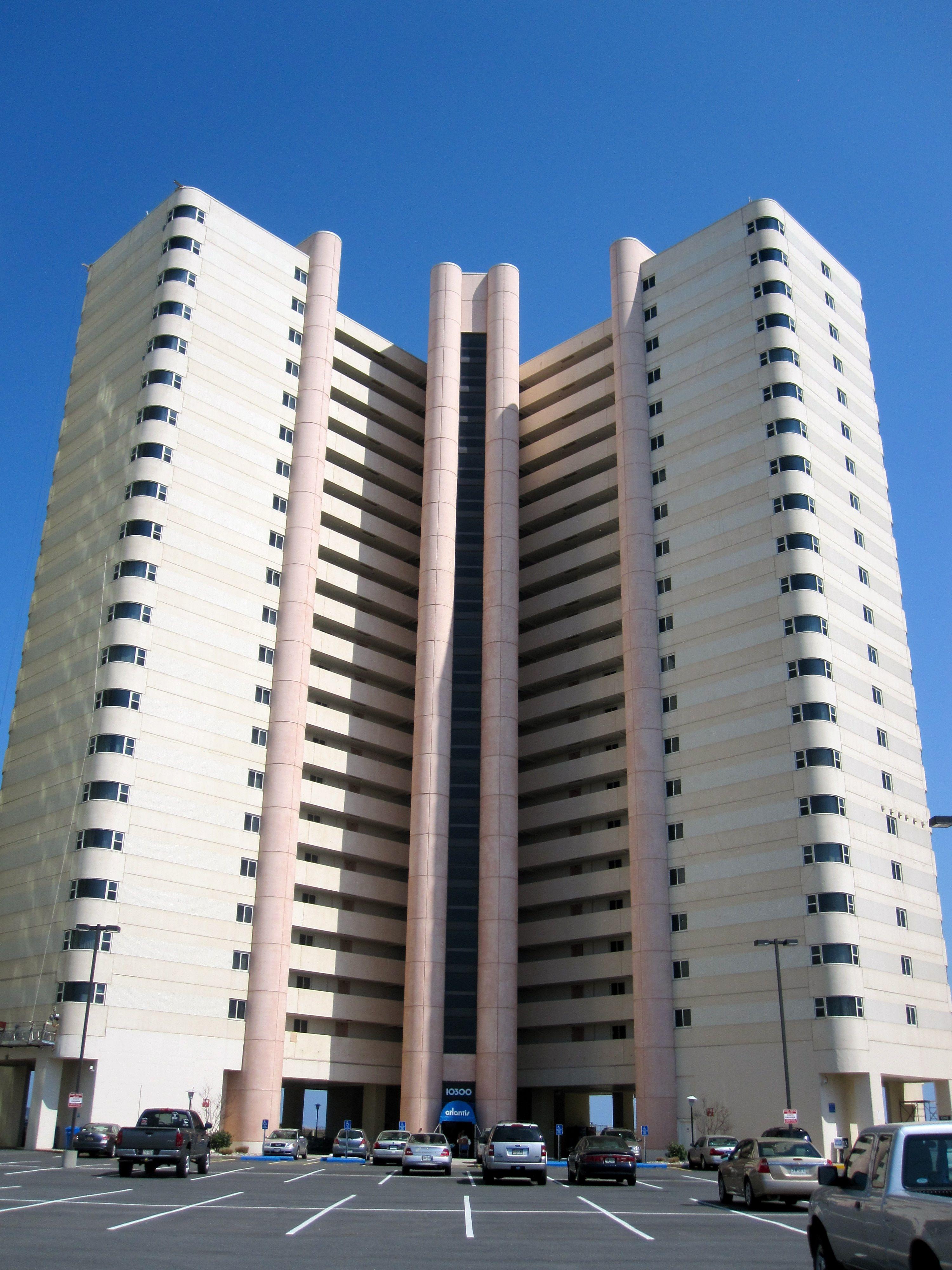 Atlantis condominium ocean city buildings pinterest for Atlantis condo