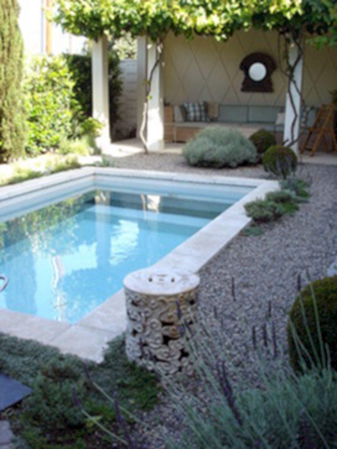 14 Amazing Backyard Pool Ideas Backyard Pool Endless Pool Small Pools