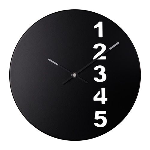 Ikea Us Furniture And Home Furnishings Wall Clock Modern Wall Clock Design Wall Clock
