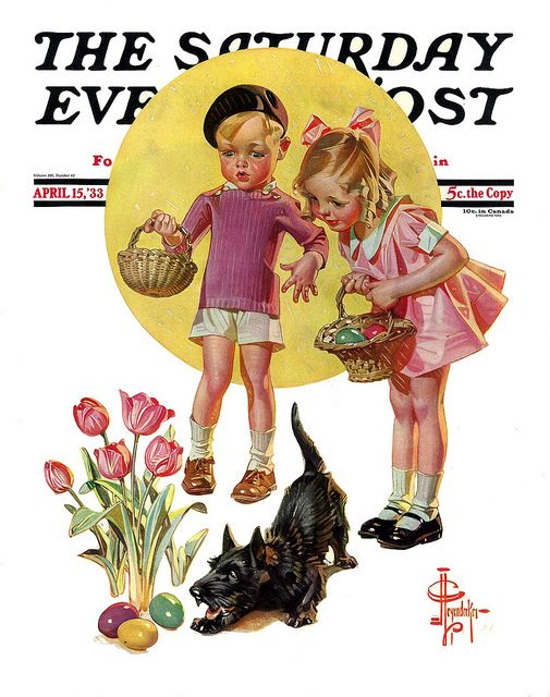 Cover art by J.C. Leyendecker
