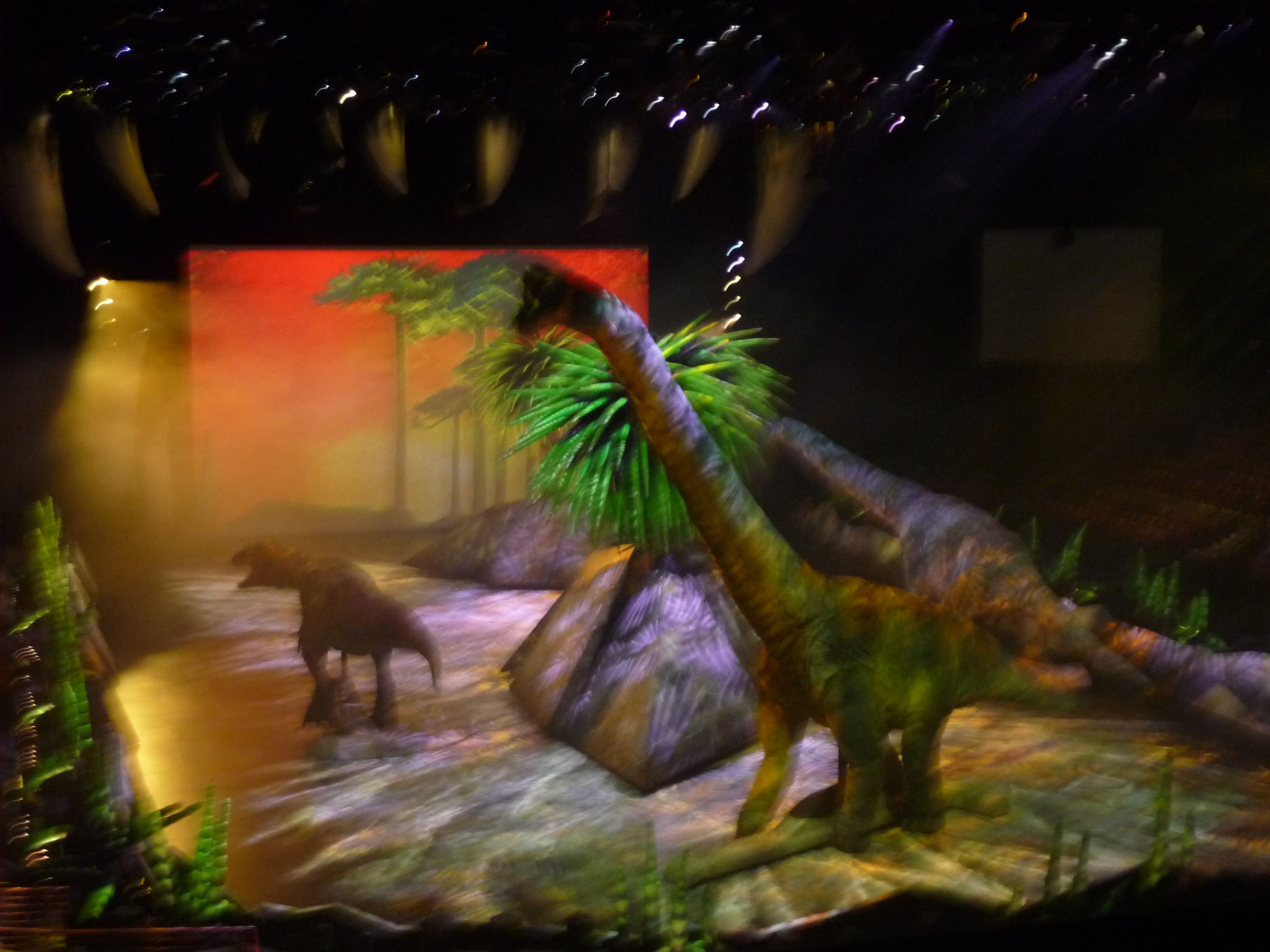 Walking with Dinosaurs #ColonialLifeArena #CLAevents #FamouslyHot #ColumbiaSC #SCTweets #CLAambassador #Gamecocks