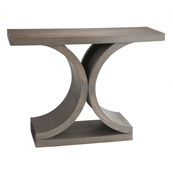 MidCentury Modern Console Table Item Price Special - Mid century modern foyer table