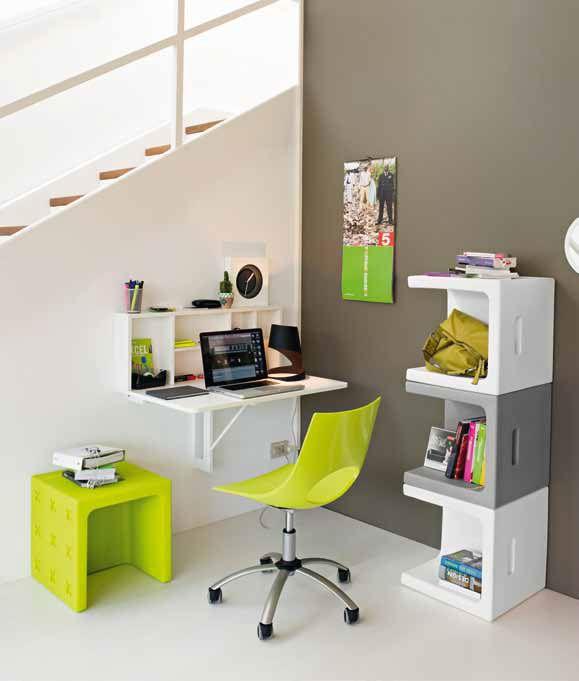 Foldaway desk/table Arredamento, Scrivania richiudibile