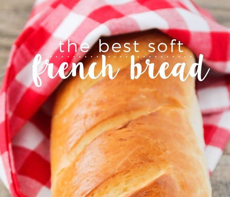 This soft and fluffy french bread is better than store ...