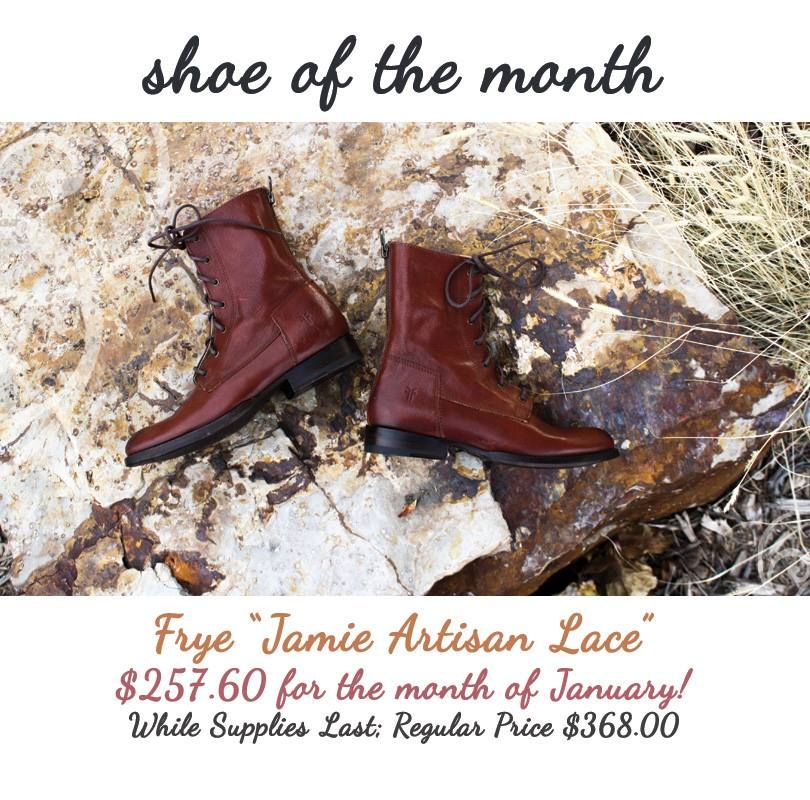 January's shoe of the month! Click to shop!