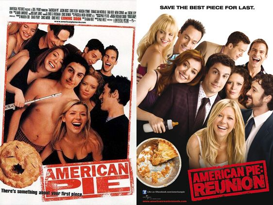 American Wedding Cast.American Pie Cast Then And Now No One S Mellowing With Age