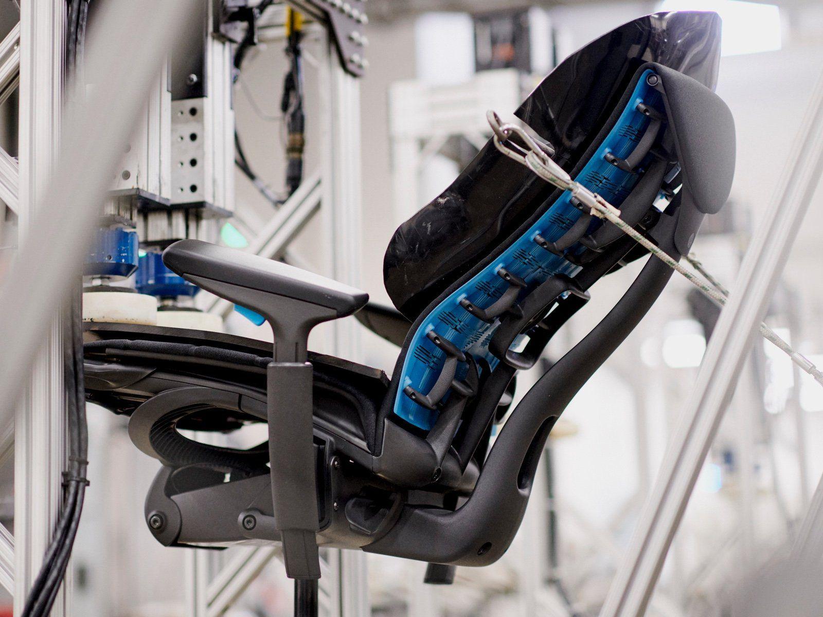 The Herman Miller x Logitech G Embody Chair Takes Aim at