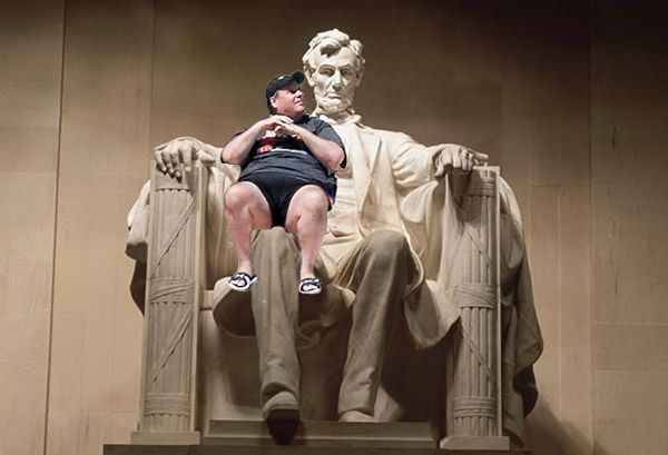 c534e76af00e0324ec59af6bd5225d7f getting a well needed lesson from honest abe more chris christie