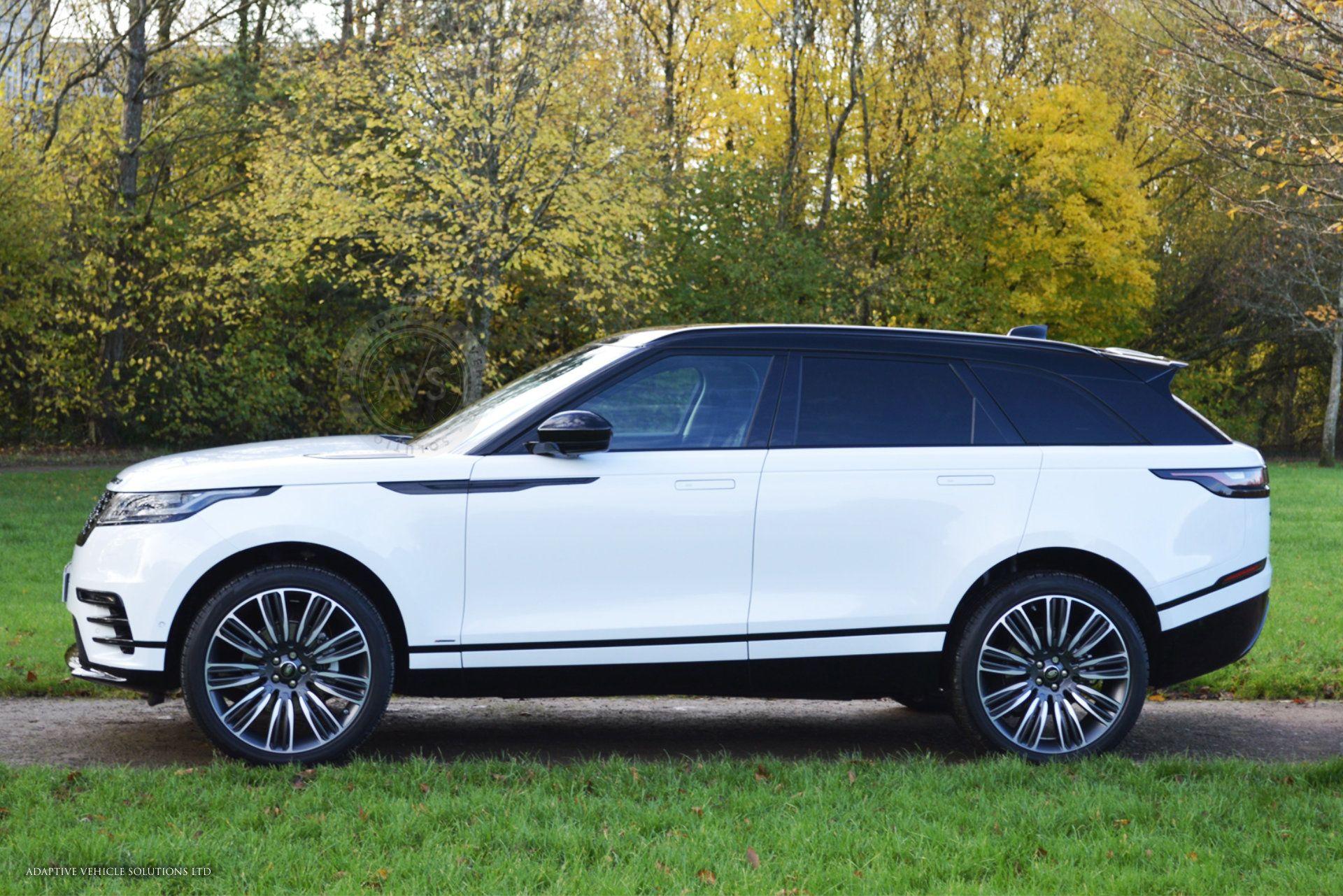 Image result for 2018 Range Rover Velar white New range