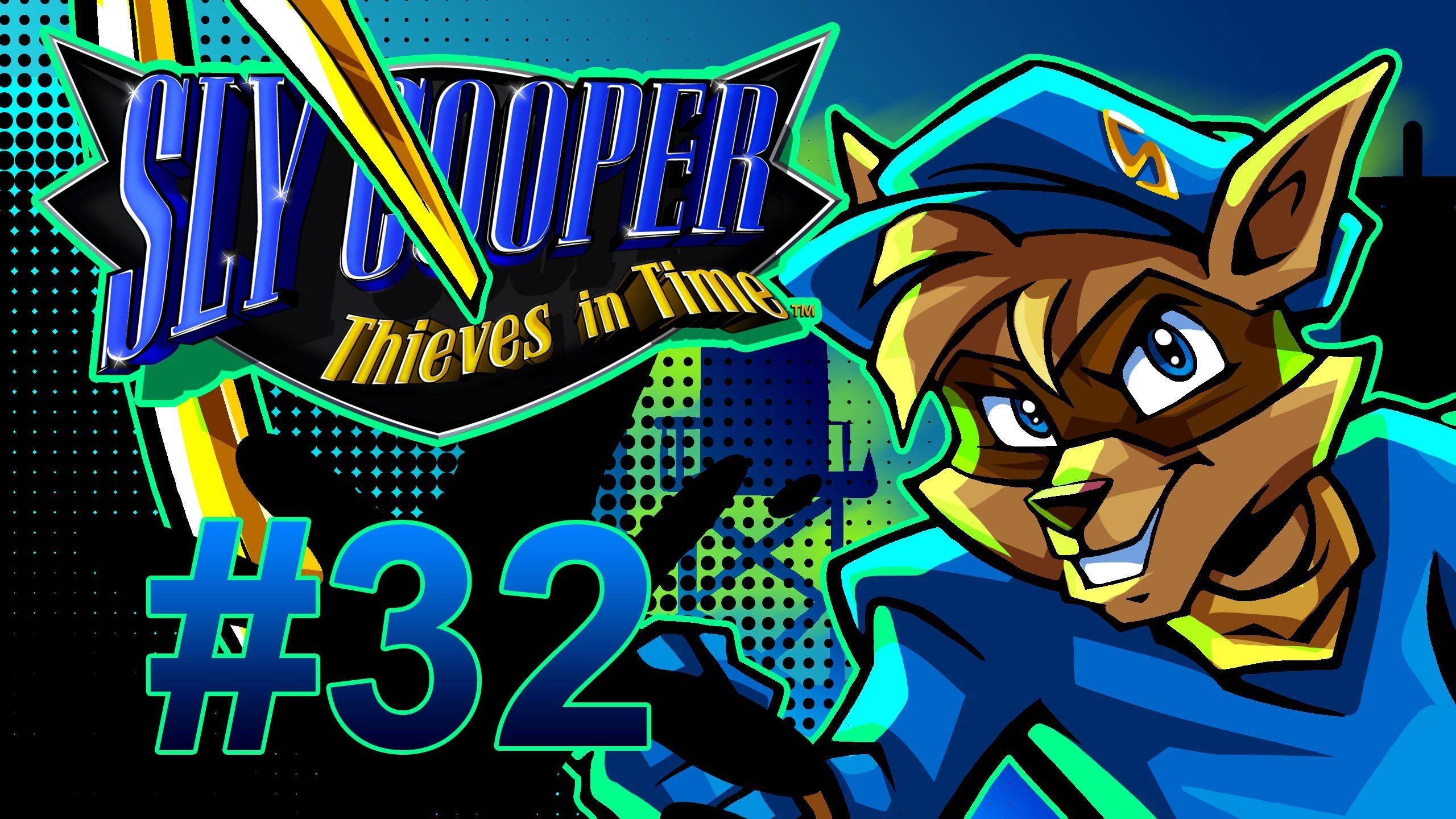 Sly Cooper: Thieves in Time Walkthrough / Gameplay w/ SSoHPKC Part 32 - PLOT TWIST