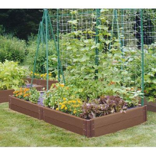 Vegetable Garden Designs | How Does Your Garden Grow? | Pinterest ...