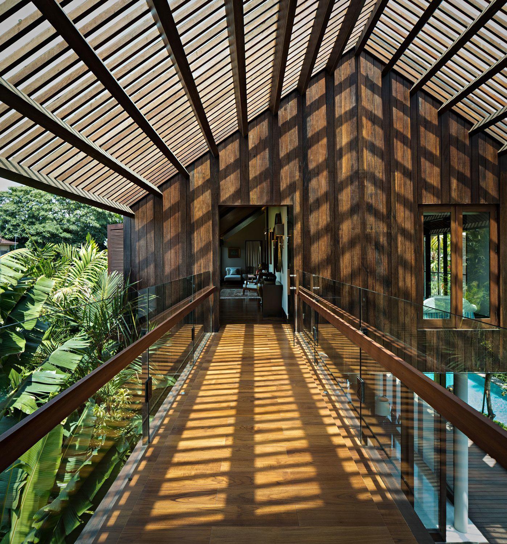 Dra house private villa in sanur bali designed by d associates gregorius