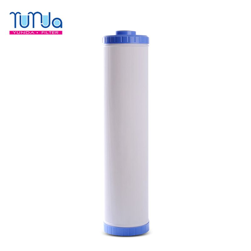 4 5 X 20 Big Blue Granule Activated Carbon Filter Cartridge Gac20bb Carbon Water Filter Water Filter Whole House Water Filter