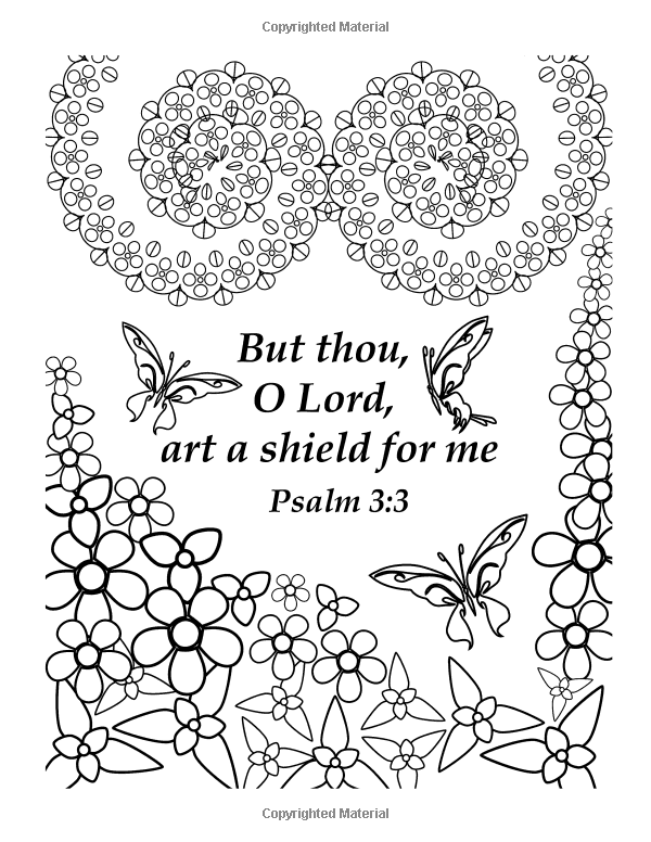 beautiful psalms adult coloring book flower designs butterflies christian coloring books