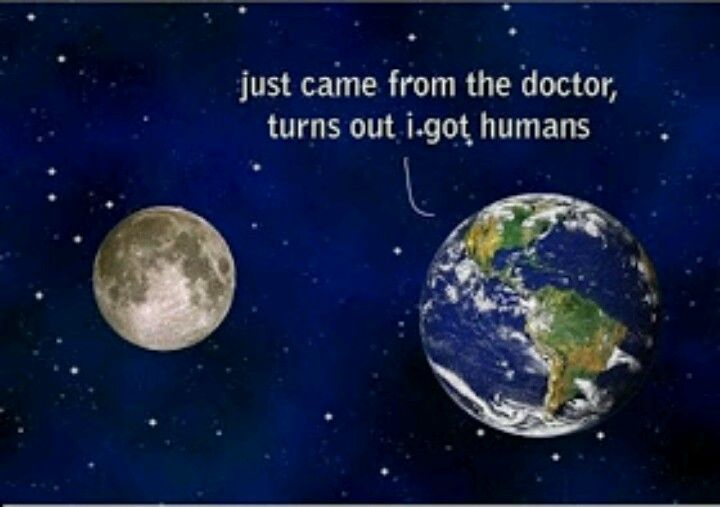 Funny space jokes. Image 2   Mars moons, Earth quotes ...