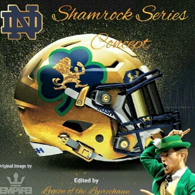 71fddbd4a40 Notre Dame Fighting Irish | Uniforms & Helmets NCAAF | Notre dame ...