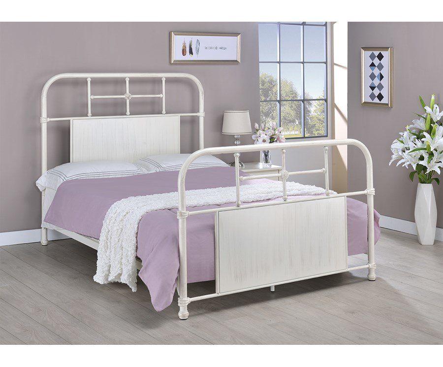 Castellanos Standard Bed Metal Platform Bed Bed Panel Bed