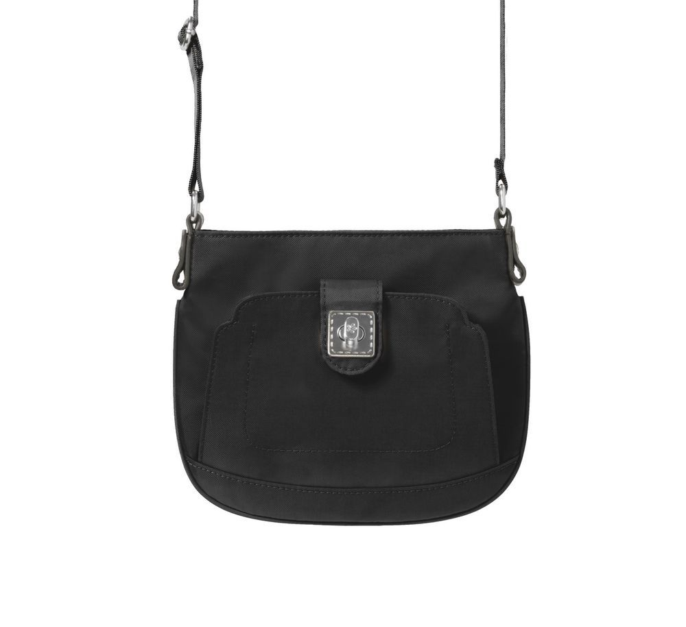Mosey Bags Half Pintn Raven - Handbags