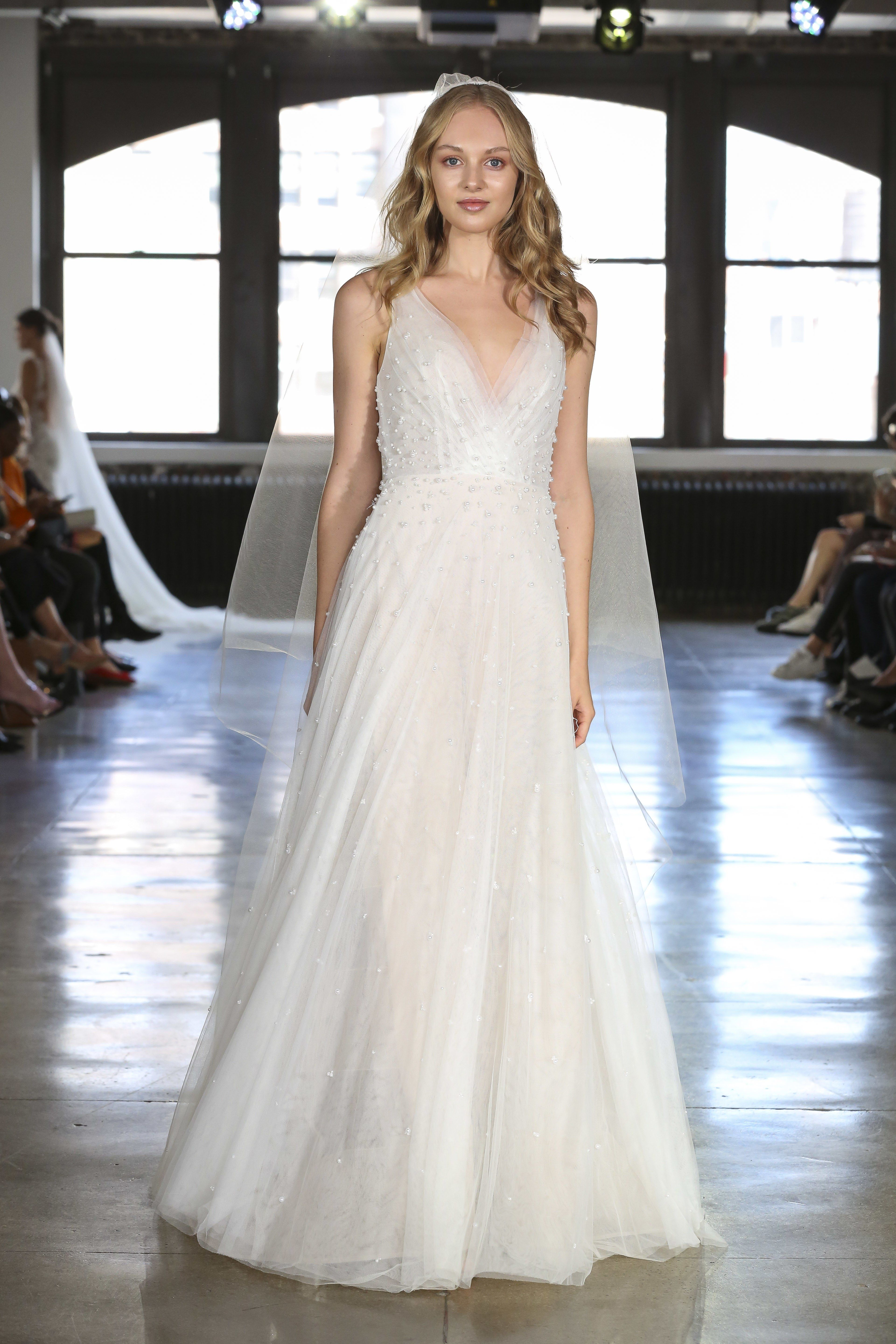 Watters Bridal Wedding Dress Collection Fall 2019 Brides New