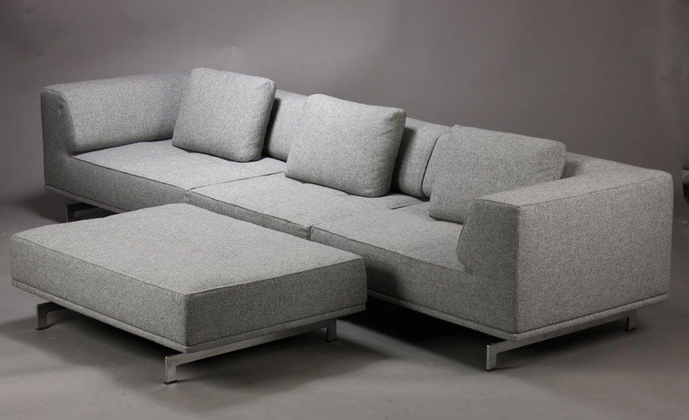 Hannes Wettstein EJ 450 Delphi Modular Sofa