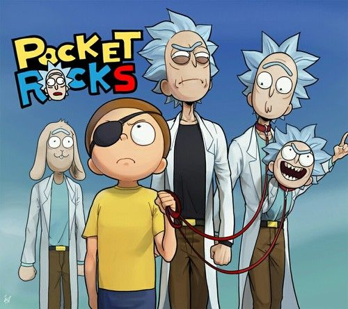 Image about tv in Rick and Morty by nerxn on We Heart It
