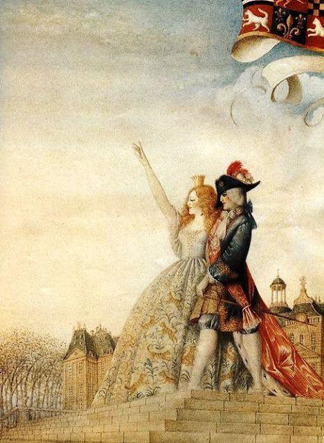 Геннадий Спирин - Белая Кошка: Старинная Французская Сказка
