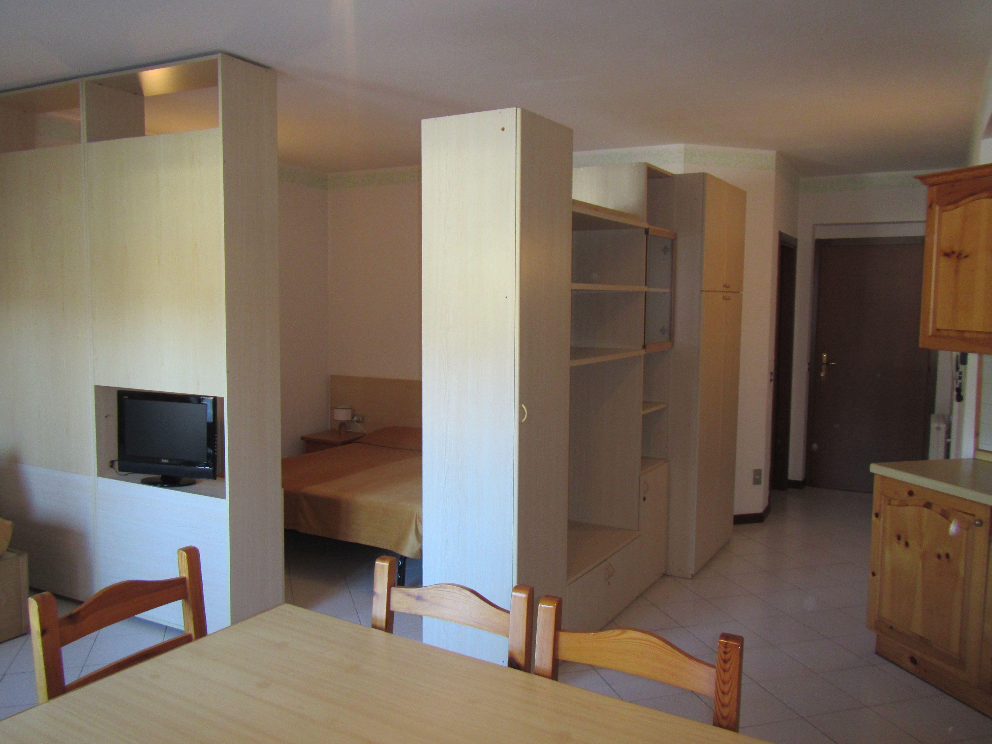 Appartamento monolocale Tipo C residence con