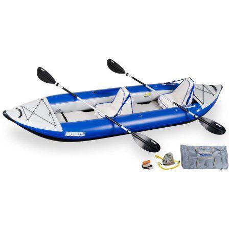 Sports Outdoors White Water Kayak Inflatable Kayak Kayak