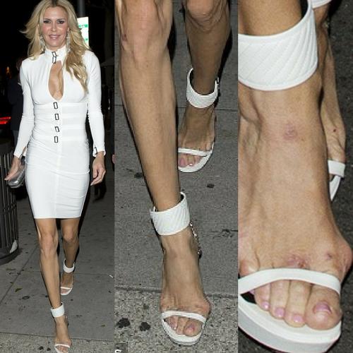 female celebrity feet - YouTube