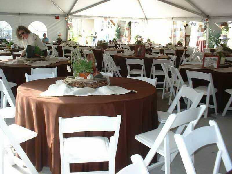 Tent Table Chair Party Rentals Dallas Tx Table Chairs