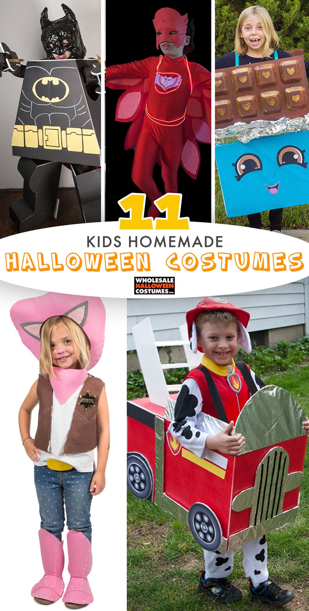 fdef4db7ece 11 DIY Halloween Costumes for Kids   DIY Halloween Costume Ideas ...