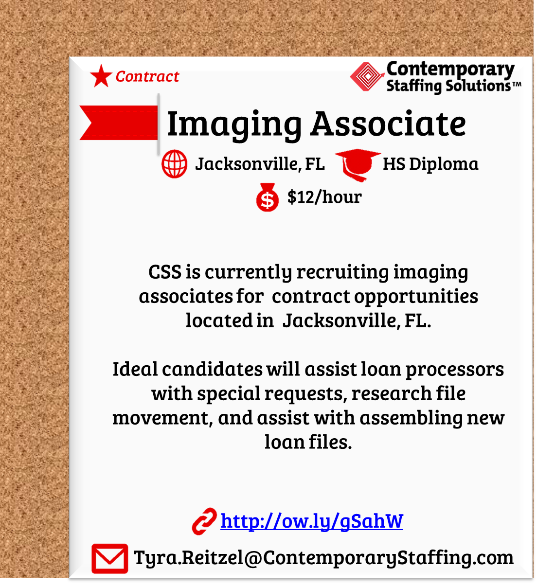Css Is Hiring Legal Bill Review Specialists In Jacksonville Fl L