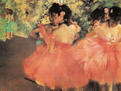 Ballerina in Red Art Print at AllPosters.com