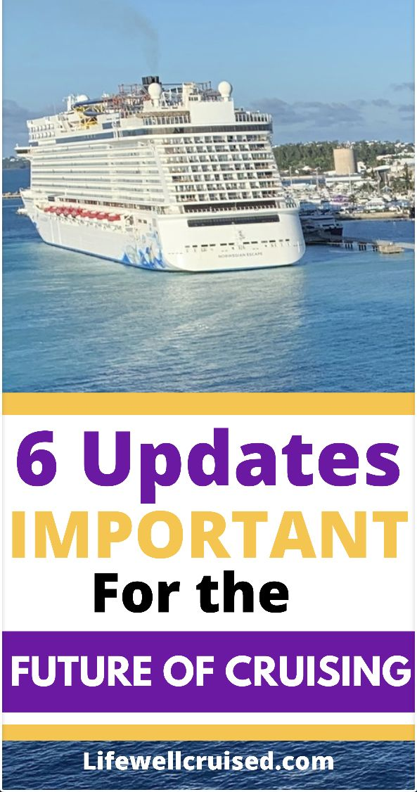 6 Ways Cruises Will Be Changing Once Cruising Resumes