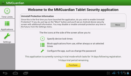 MMGuardian Tablet Security Application #MMGuardian #Protect #Mobile #Security #Application