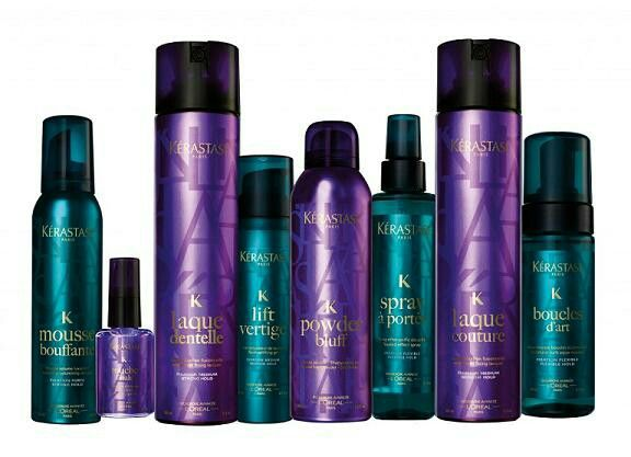 The finest luxury hair care products